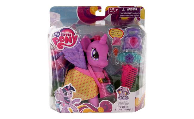Para crianças: My Little Pony Princess Twilight Sparkle