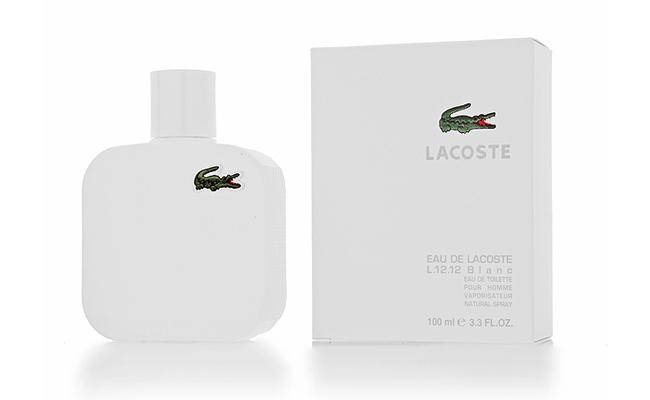 Perfume Lacoste Eau de Lacoste Blanc