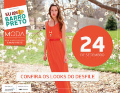 Looks do Desfile