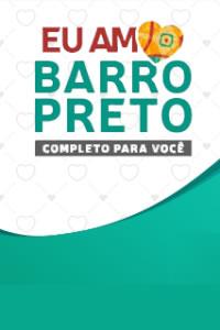EU AMO O BARRO PRETO