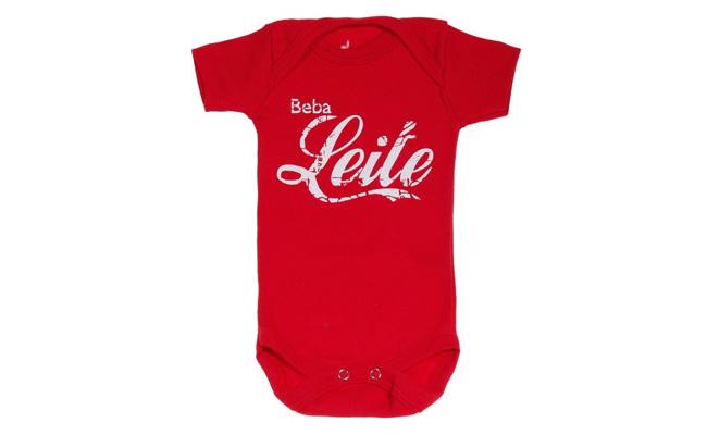 Para bebês: Body divertido