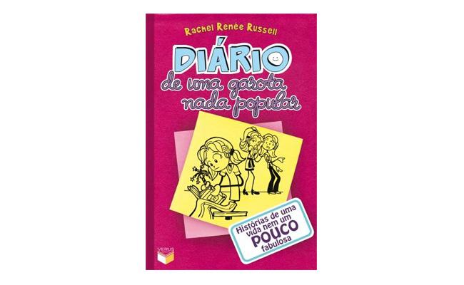 Para adolescentes: Livro Diário de uma garota nada popular