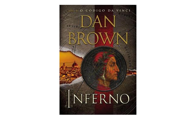 "Livro ""Inferno"" de Dan Brown"