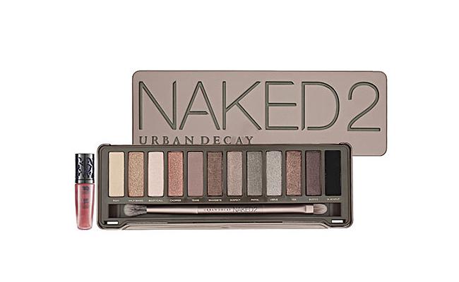 Paleta de sombras Urban Decay Naked2