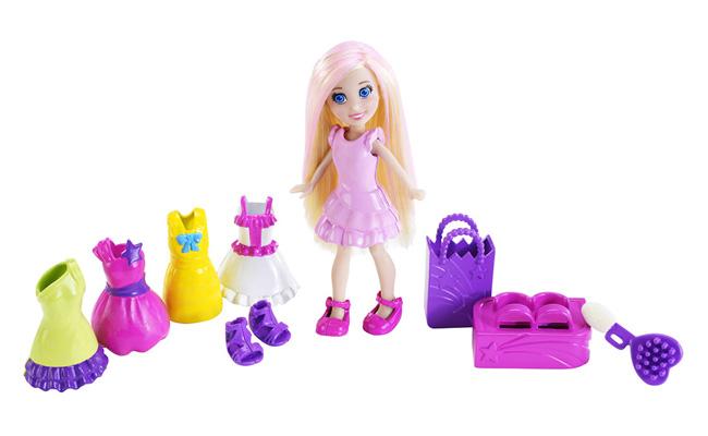 Para crianças: Boneca Polly Pocket