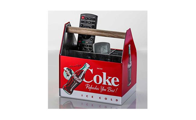 Porta tudo Coca Cola