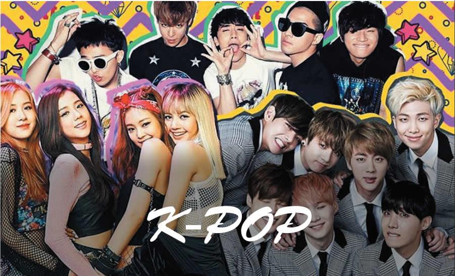 K-POP E SUA INFLUÊNCIA NA MODA